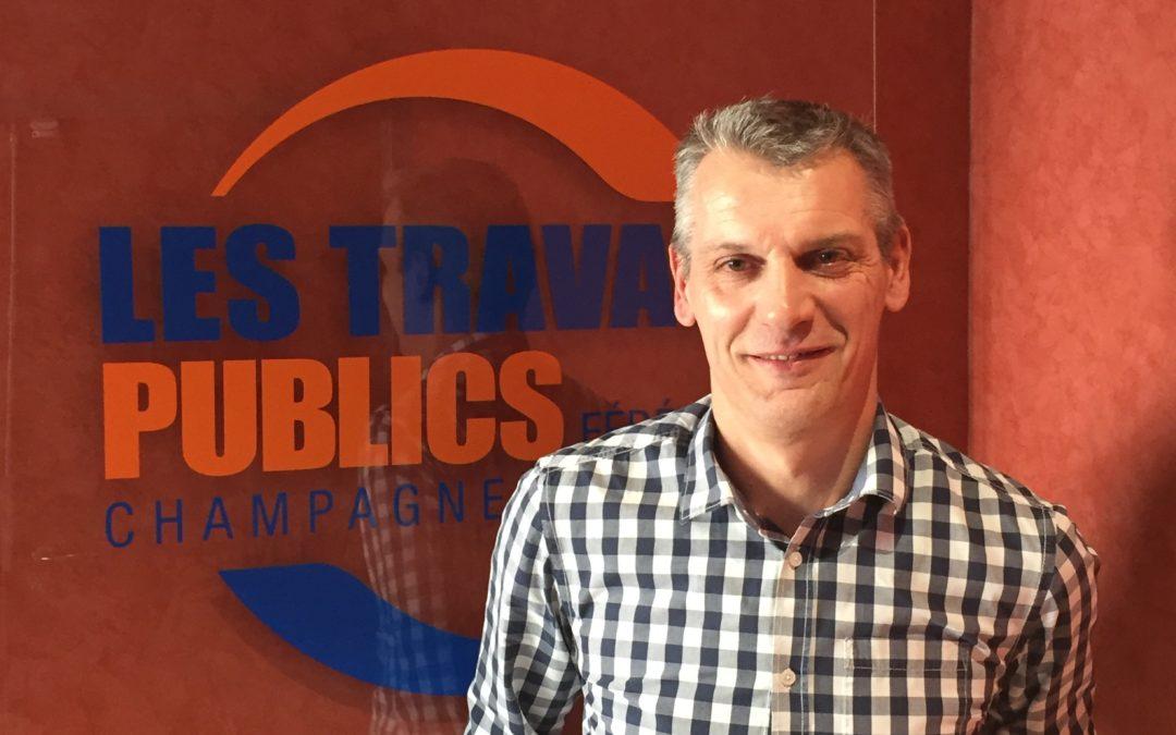 Pascal JULLIOT, Nouveau Président du SRER CHAMPAGNE-ARDENNE