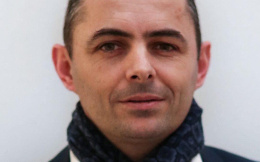 Vincent PICARD, Nouveau Président du SRER RHONE-ALPES